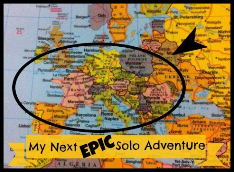 My Next Epic Solo Adventure